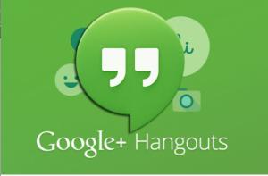 Hangouts- ChampionTutor