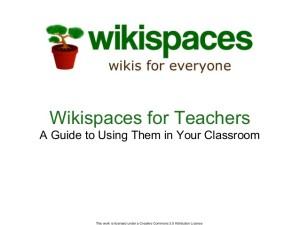 WikiSpaces- ChampionTutor